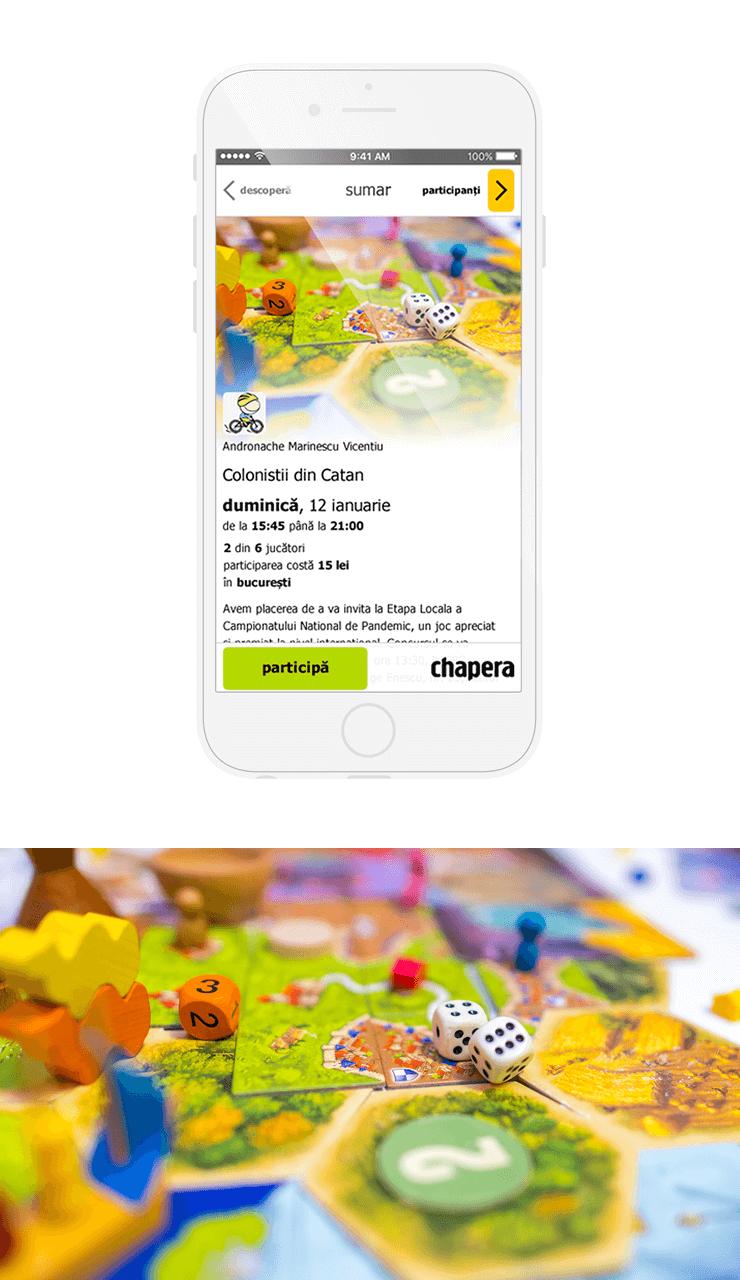 Chapera - Jocuri de Societate