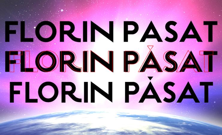 Florin Pasat - Coperta