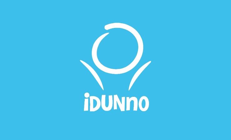 Idunno - Logo