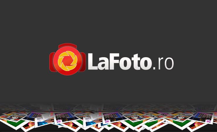Logo Design - LaFoto