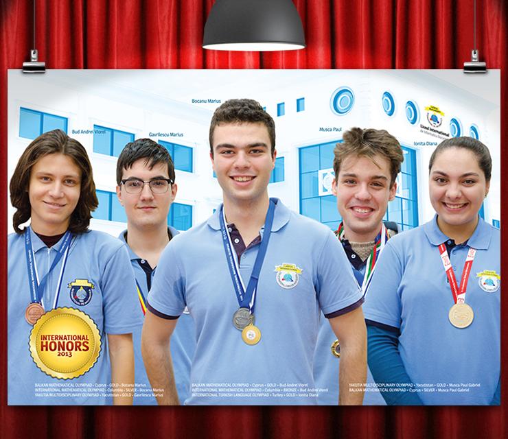 Poster Creativ 5 - ICHB (Liceul de Informatica)