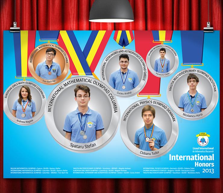 Poster Creativ 6 - ICHB (Liceul de Informatica)
