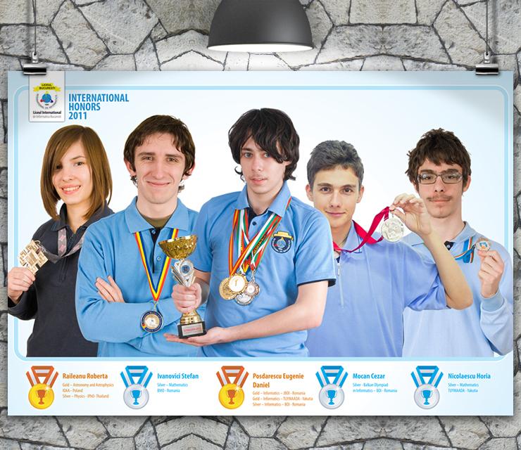Poster Creativ 8 - ICHB (Liceul de Informatica)