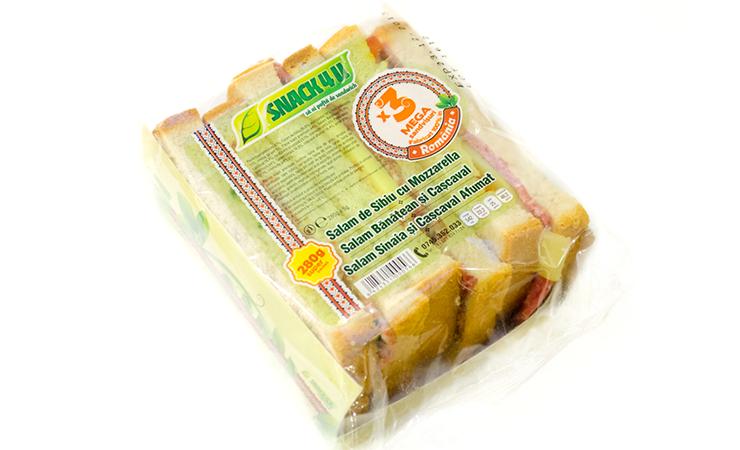 Snack4u - Design Etichete - Petrom 3