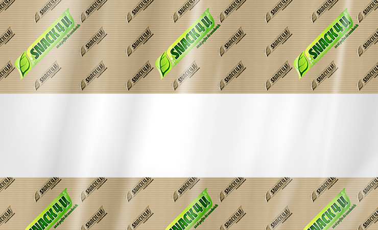 Snack4u - Design Folie Etichete 2