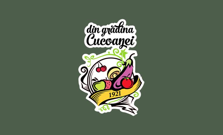 din Gradina Cucoanei - Logo